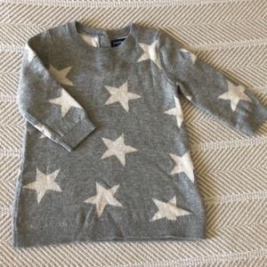 GAP Shirts & Tops - Baby Gap grey sweater tunic